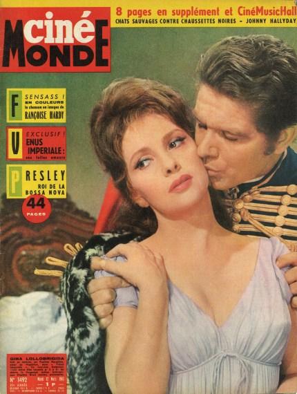 Cine Monde FH cover